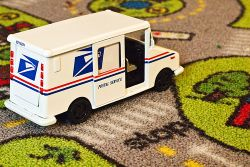 Blue ocean strategy global crisis us postal service